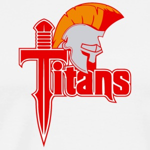 Titans - Men's Premium T-Shirt