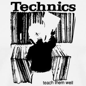 technics 1 - Men's Premium T-Shirt
