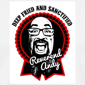 REVEREND ANDY LOGO 2 COLOR 1 - Men's Premium T-Shirt