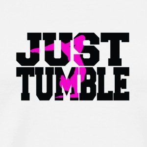 Just tumble pink - Men's Premium T-Shirt