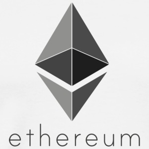 Ethereum Logo 2 - Men's Premium T-Shirt