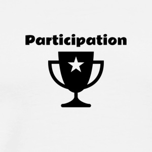 Participation Trophy - Men's Premium T-Shirt