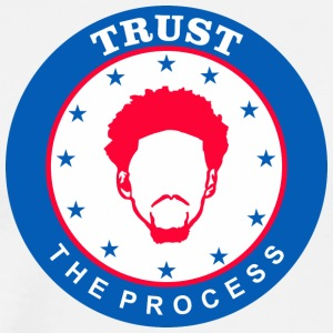 TRUST THE PROCESS 1 - Men's Premium T-Shirt
