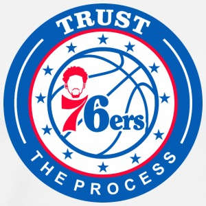 Shop trust t shirts online spreadshirt - Trust the process wallpaper ...