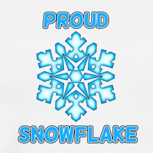 Proud Snowflake - Men's Premium T-Shirt