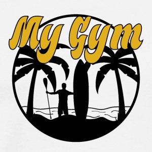 My Gym - SUP - Men's Premium T-Shirt