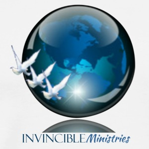 Invincible Ministries logo concise - Men's Premium T-Shirt