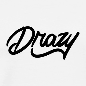 drazy signature - Men's Premium T-Shirt