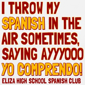 ELIZA HIGH SCHOOL SPANISH CLUB - Men's Premium T-Shirt