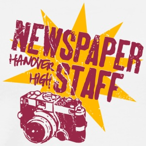 Newspaper Staff Hanover High - Men's Premium T-Shirt