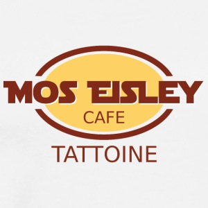 Mos eisley cafe on Tattoine - Men's Premium T-Shirt