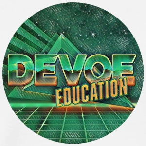 DeVoe Education (Jungle Green) - Men's Premium T-Shirt