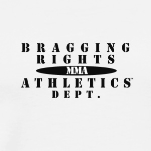 Bragging Rights Athletics MMA Gear - Men's Premium T-Shirt