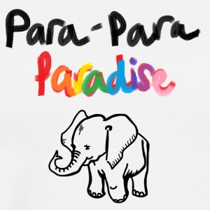 Coldplay - Paradise - Men's Premium T-Shirt