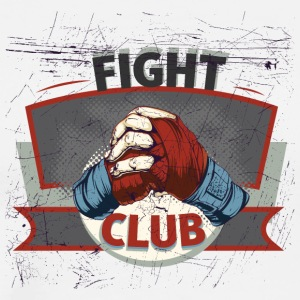 fight club - Men's Premium T-Shirt