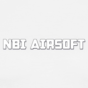 NBI AIRSOFT - Men's Premium T-Shirt
