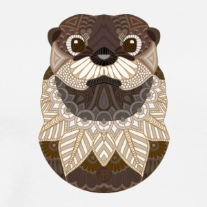 Ornate Otter - Men's Premium T-Shirt