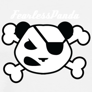 Fearless Panda - Men's Premium T-Shirt