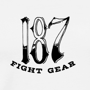 187 Fight Gear Homeware - Men's Premium T-Shirt