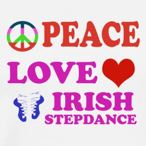 irishstepdance - Men's Premium T-Shirt
