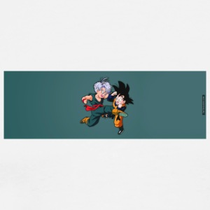 Trunks-And-Goten - Men's Premium T-Shirt