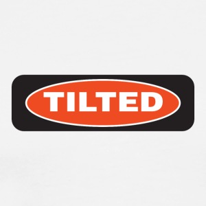 Tilted - Men's Premium T-Shirt