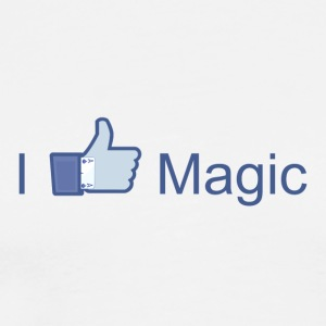 I Like Magic - Men's Premium T-Shirt