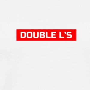 Surpreme X double L's - Men's Premium T-Shirt