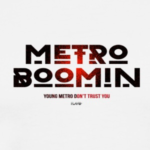 metro boomin (young metro don't trust you) - Men's Premium T-Shirt