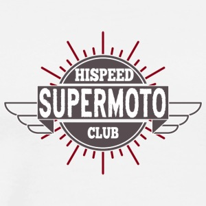 Supermoto Hispeed Club - Men's Premium T-Shirt