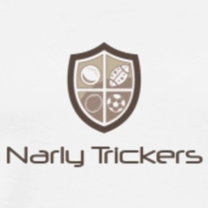 Narly Trickers - Men's Premium T-Shirt