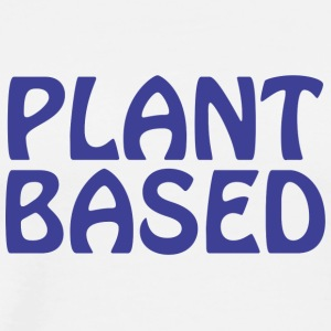 Plant Based 8 - Men's Premium T-Shirt