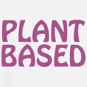 Plant Based 9 - Men's Premium T-Shirt
