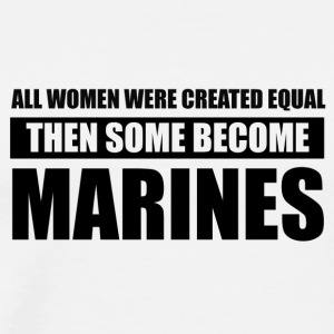 marines design - Men's Premium T-Shirt