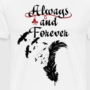 The Originals. Always and Forever. - Men's Premium T-Shirt
