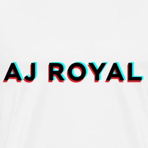 AJ ROYAL - Men's Premium T-Shirt