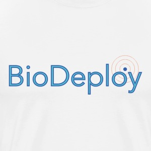 BioDeploy Logo Deep Blue - Men's Premium T-Shirt