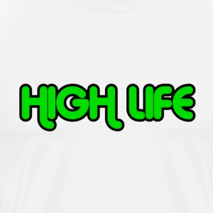 High Life Design - Men's Premium T-Shirt