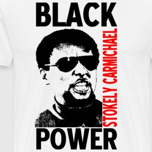 Stokely Carmichael Black Power - Men's Premium T-Shirt