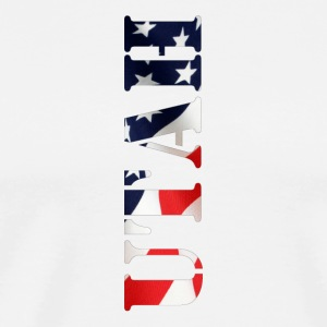 Utah Flag Design - Men's Premium T-Shirt