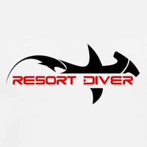 Resort Diver - Men's Premium T-Shirt