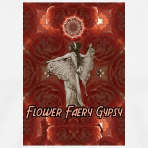 Flower Faery Gypsy - Men's Premium T-Shirt