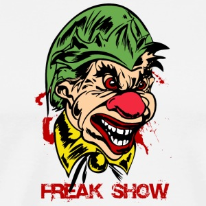 EVIL_CLOWN_38_FREAK_show - Men's Premium T-Shirt
