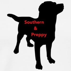 Southern & Preppy - Men's Premium T-Shirt