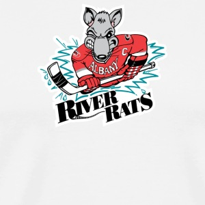 RAT Rivers Albanyalbany river rats schedule - Men's Premium T-Shirt