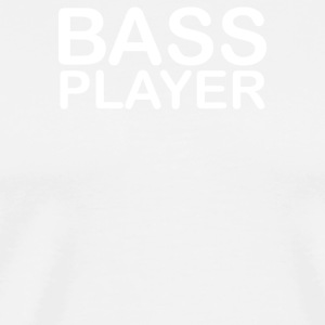 Bass player - Men's Premium T-Shirt