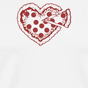 Pizza My Heart - Men's Premium T-Shirt