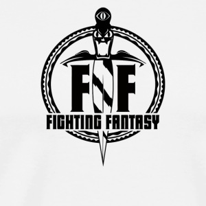 Fighting Fantasy - Men's Premium T-Shirt