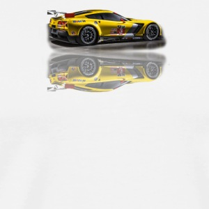 New Corvette Racing Z06 - Men's Premium T-Shirt