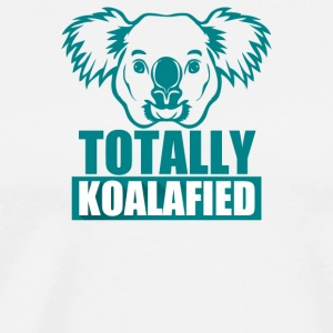 100 Persen Koalafied - Men's Premium T-Shirt